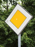 Road traffic sign Royalty Free Stock Image