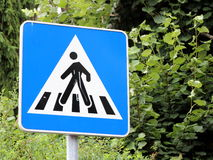 Road traffic sign Royalty Free Stock Images