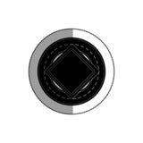 Road traffic signal icon. Illustration design Stock Images