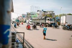 Vacation in Nha Trang stock photography