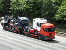 Road transport Royalty Free Stock Image