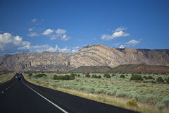 Road Trip in the American West Royalty Free Stock Photos