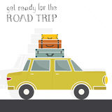 Road Trip Concept Royalty Free Stock Image