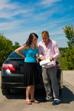 Road Trip - Really Lost stock photos