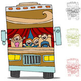 Road Trip RV Stock Photography