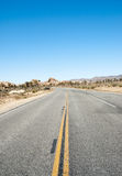 Road trip to Joshua Tree Stock Image