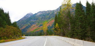 Road trip to Leavenworth Stock Photos