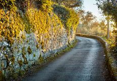 Road Trip in Tuscany Stock Photography