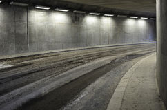 Road tunnel Stock Photo