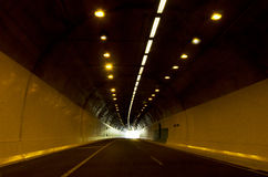 Road tunnel Royalty Free Stock Images