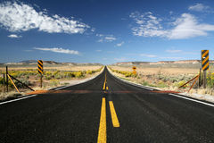 Road in USA Royalty Free Stock Photos