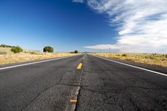 Road in USA Stock Photo