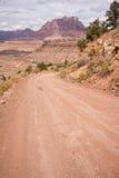 Road van Mesa van de kruisbes Stock Afbeeldingen