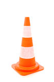 Road warning cone Stock Image