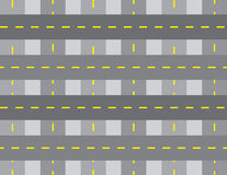 Road Weaves Stock Photography