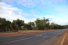 Road,Western Australia Stock Photography