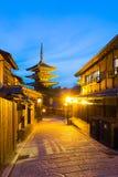 Road Yasaka No To Pagoda Traditional Street Houses Stock Photography