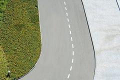 roadbed royaltyfria foton