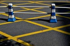 Roadblock Royalty Free Stock Photo