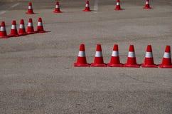Roadblocks Royalty Free Stock Photos