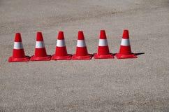 Roadblocks Royalty Free Stock Images