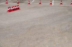 Roadblocks Royalty Free Stock Photo