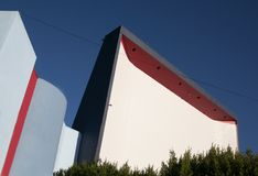 Roadium in zuidelijk CA is een zeer populair ruilmiddel samenkomt Stock Fotografie