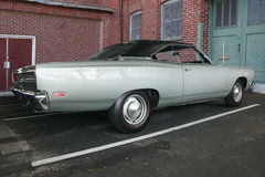 Roadrunner 1969 de Plymouth Foto de Stock