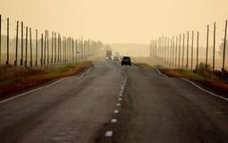 Roads Altaya Royalty Free Stock Photos