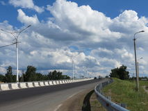 Roads Altaya Stock Images