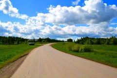 Roads Altaya Stock Photo