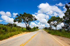 Roads Brazil Stock Images