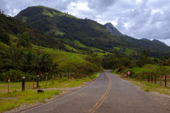Roads Brazil Stock Image