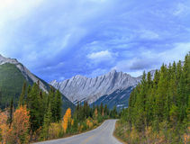 Roads of Canada Royalty Free Stock Image