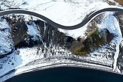 Roads in Krisuvik are good and leads to the volcano activity in Grindavik.