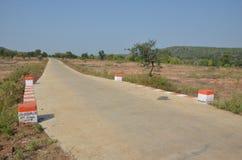 Roads of Madhya pradesh, India Stock Photo