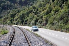 Roads Stock Photo