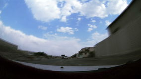 Roads from outskirts of Jeddah in high speed stock video