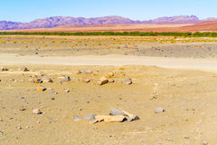 Roads in Southern Namibia Stock Photography