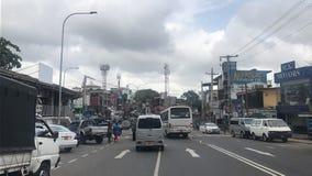 Roads srilanka Royalty Free Stock Photos