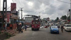 Roads srilanka Stock Photography
