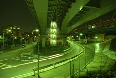 roads urban Στοκ Φωτογραφία