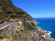 Roads of the World: Cape Town Coastal Route royalty free stock photos