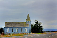 Roadside Church Stock Photos