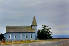 Roadside Church Stock Photos