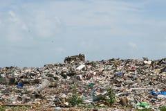 Roadside Dump Stock Images
