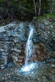 Roadside run offs, Gros Morne National Park, Newfoundland, Canad. A stock photography