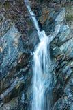 Roadside run offs, Gros Morne National Park, Newfoundland, Canad. A royalty free stock photos