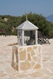 Roadside shrine, Meganissi Stock Photos