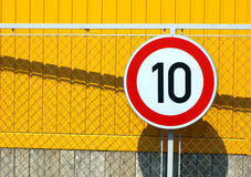 Roadsign Royalty Free Stock Photos